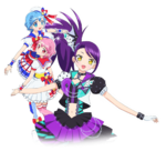 Pripara The Movie Chara Dressing Pafe