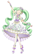 Time Garden Blooming Coord Falala Render