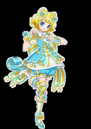 Mirei Idol Time Visual