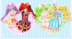 Laala Queen Heart Faruru Wonderland Rabbit
