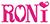 Icon RONI