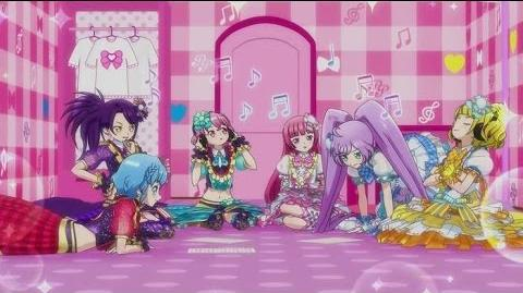 PriPara プリパラ EPISODE 35 SoLaMi♡Dressing 「Love Friend Style」