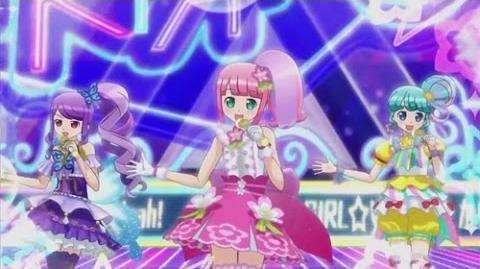 Charismatic GIRL☆Yeah!