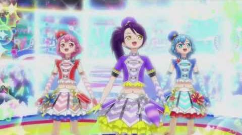 PriPara (PuriPara) プリパラ Episode 99 - Dressing Pafé - 「Run for Jumping」-1