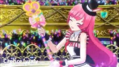PriPara - プリパラ - Solar Flare Sherbet Sakura Shower ver & Ready Smile!! - Sophie Hojo - Episode 97