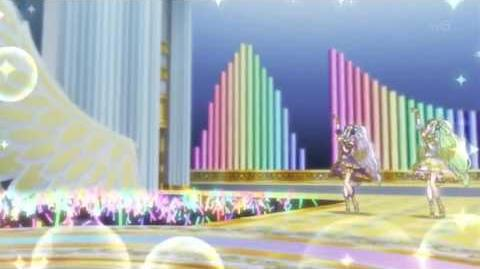 PriPara EPISODE 138 - Love is Friend- SoLaMi Smile with Janice And Jewlie