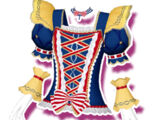 Royal Rose Minuet Coord