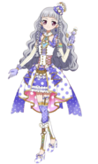 Team Dream Cyalume Michiru Coord Render 1