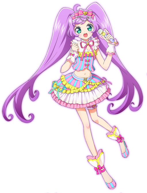 Laala in ihrem Unit-Dress