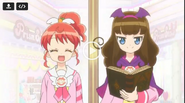 Aroma ans MIkan students