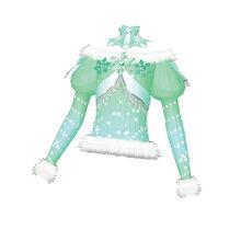 Mint Snow Princess Oberteil