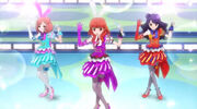 PriPara Saints Make It!