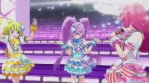 (HD) PriPara プリパラ – EPISODE 30 – SoLaMi♡SMILE –「Happy Pa-Lucky」