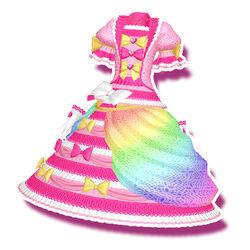 Prism Link Memorial Dress
