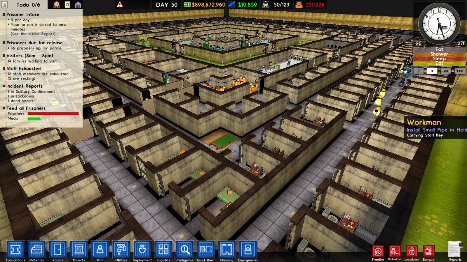 3D Mode | Prison Architect Wiki | FANDOM powered by Wikia