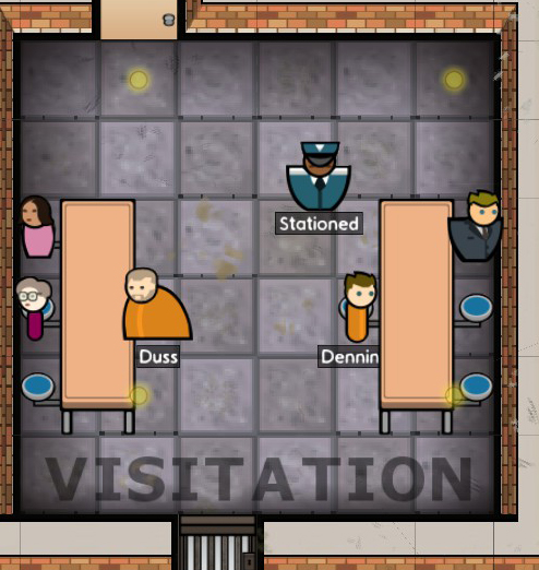 How To Make A Room Indoors In Prison Architect