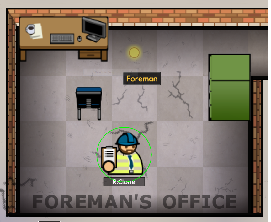 A Psychologist As Warden Jail And >> Office Prison Architect Wiki Fandom Powered By Wikia