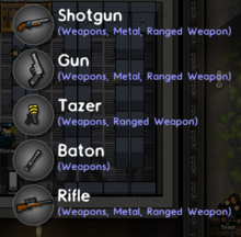 Weaponsarmory