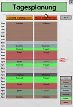 Tagesplanung