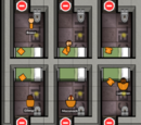 Блокировка дверей
