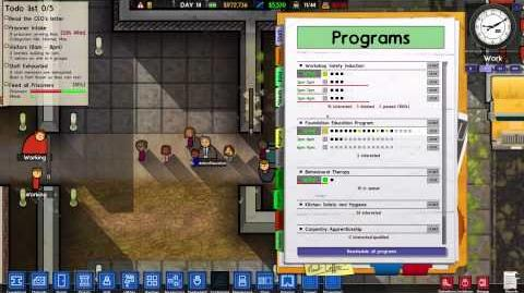 Prison Architect Alpha 18