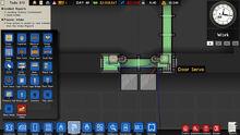 Remote Door logic connection (utilities view)