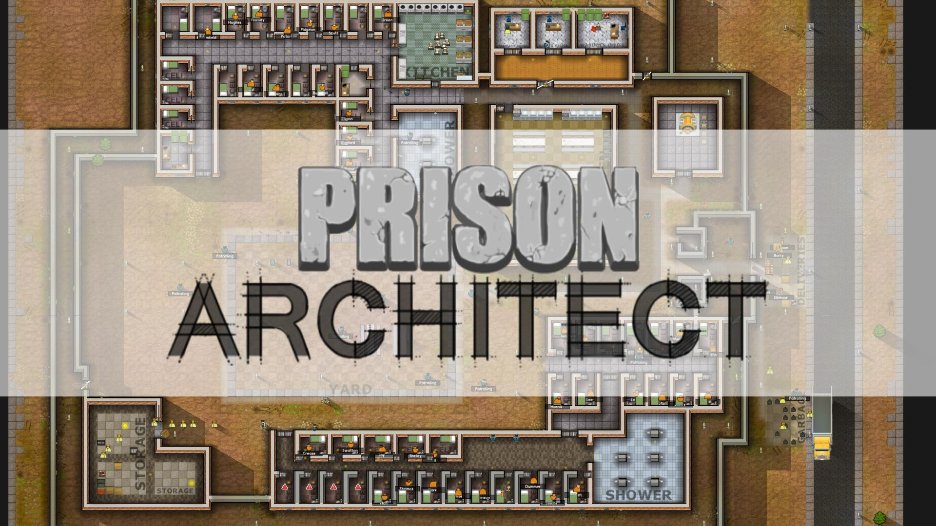 Good Prison Architect Wallpaper 1920x1080 02