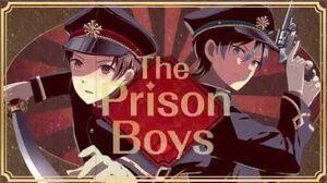 The Prison Boys Mystery novel & Escape Game