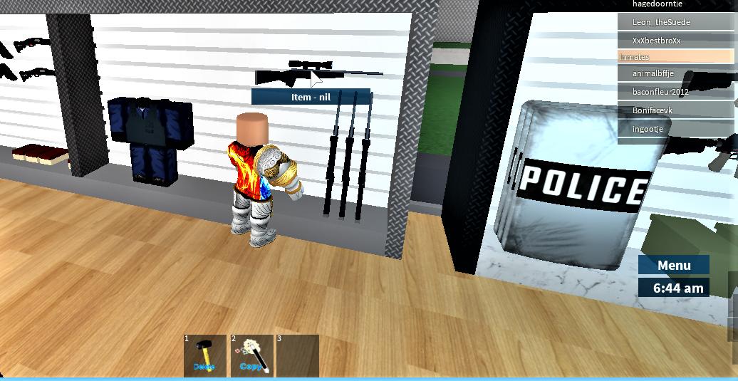 Coming soon weapon? | Prison Life ROBLOX Wiki | FANDOM ...