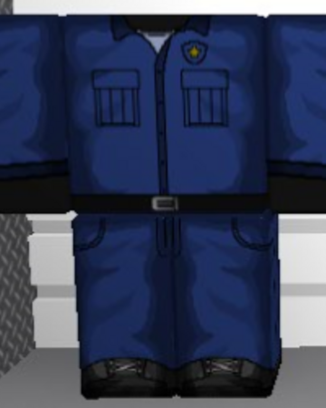 Police Uniform Prison Life Roblox Wiki Fandom