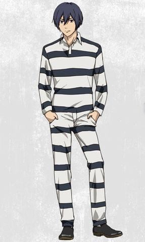 Kiyoshi Fujino Anime