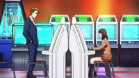 Anzu Shingo meet arcade