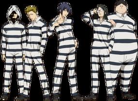 Prison School boys