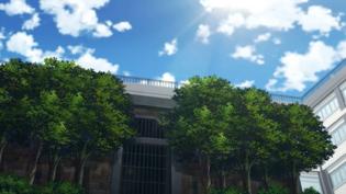 Prison Block anime