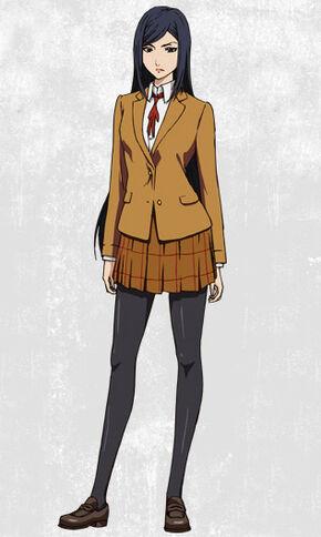 Mari Kurihara Anime