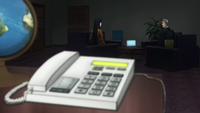 Chairman Mari phone call