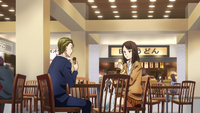 Anzu Shingo mall date