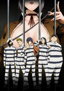 Prison School Key Visual 1