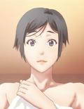 Mayumi in the baths