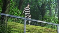 Kiyoshi escape run