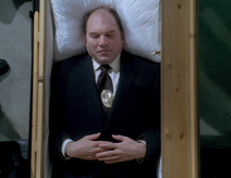 Brad Bellick's last appearance.