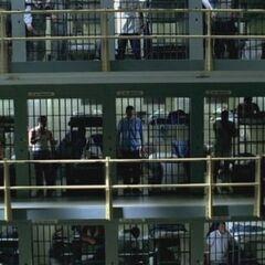 Камеры заключённых