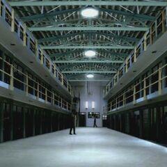 Тюремное крыло