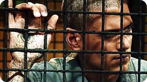 PRISON BREAK Season 5 TRAILER (2017) Fox Series