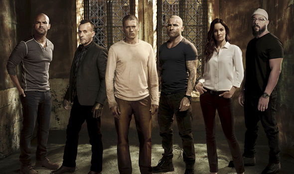 Season 5 | Prison Break Wiki | FANDOM powered by Wikia