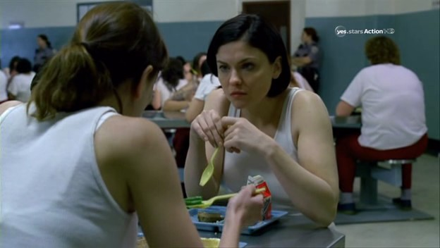 Gretchen Talks To Sara In The Miami Dade Penitentiary Womens Facility