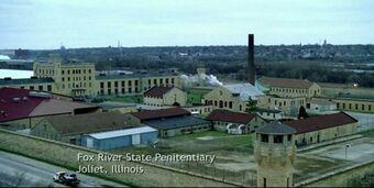 where was prison break filmed