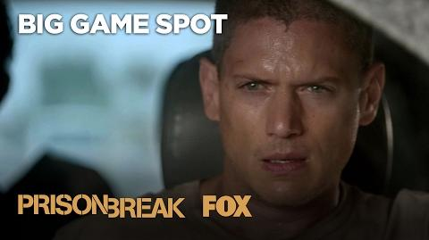 Storms Come And They Go Season 5 PRISON BREAK