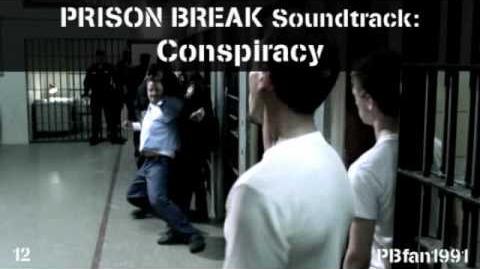 PRISON BREAK Soundtrack - 12. Conspiracy
