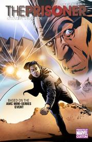 The Prisoner (Comic-Con Comic)